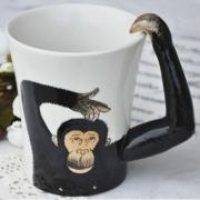 Orangutan  Handmade Coffee Mug