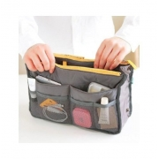 Handbag Pouch Bag in Bag Organiser Insert Organizer Tidy Travel Cosmetic Pocket