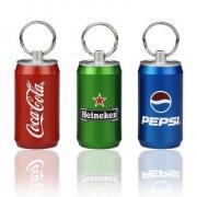 Coca Cola Style USB Flash Drive - Data Storage Device - 16GB