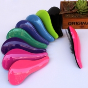 Fashion Hair Brush Magic Handle Combs