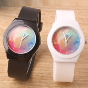 Fashion Silicone Watch Band Luminous Watch