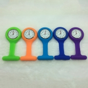 Practical Style Silica Gel Case Quartz Watch