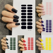 Hot Sale Waterproof Nail Sticker