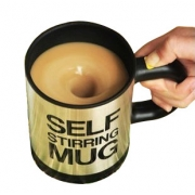 Novelty Self Stirring Mug Cup