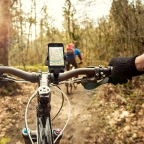 Bike phone support