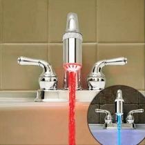 LED Kitchen Sink Faucet Sprayer Nozzle