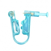 Disposable Safety Ear Piercing Gun Unit Tool With Ear Stud Asepsis Pierce Kit