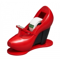 High heels tape dispenser