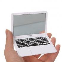 Portable Apple Designe Mini Cosmetic Make-Up Compact Mirror