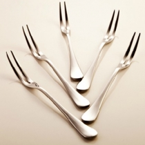 Stainless Steel Mussel Fork(set of 5)