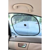 Car Sun Shade- Best Easy Twist Folding Windshield Sun Shade - Fits Small & Jumbo Rear & Side Windows