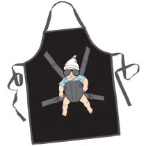 The Hangover Baby Carlos Apron