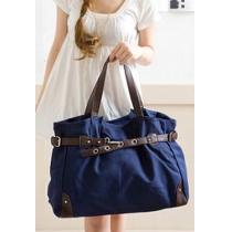 Casual Large Canvas Purse Shoulder Bag Handbag Travel