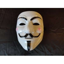 V for Vendetta Mask White