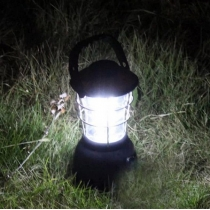 New Super Bright 3 Modes Hand Crank Solar 36 LED Camp Camping Lantern Lamp Light
