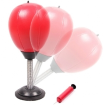 Stress Buster Desktop Punching Ball Decompression Vent Ball