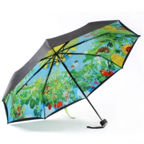 Cute Totoro Folding Compact Umbrella Sun/Rain Protection