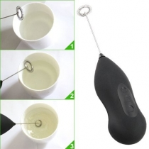Kitchen Electric Egg beater Milk Drink Coffee Shake Frother Whisk Mixer Foamer