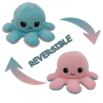 Cute Style Reversible Octopus Doll Toy