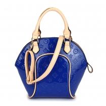 Fashion Embossing Shell Shaped Handbag