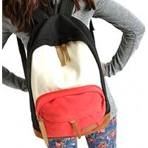 Cool Canvas Backpack Bag