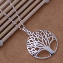 Fashion Wishing Tree Pendant Necklace
