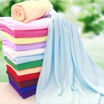 70*140cm Ultrafine Fiber Super Absorbent Towel Bath Towel