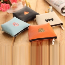 Cute League of Legends Pattern PU Leather Coin Purse