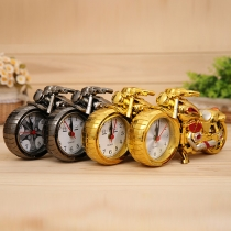 Creative Style Motorcycle Shaped Alarm Clock