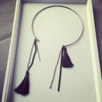 Fashion All-match Tassel Necklace