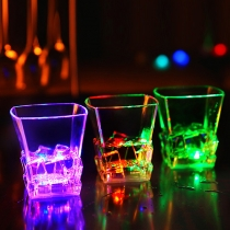 Creative LED Sensor Light Whiskey Cup