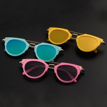 Fashion Full-framed Children's Sunglasses