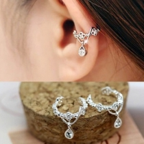 Fashion Rhinestone Ear Cuff