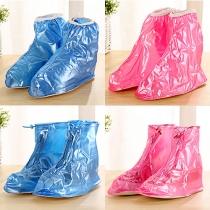 Practical PVC Waterproof Rain Boots