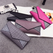 Fashion Multifunction Triangle Envelope Wallet