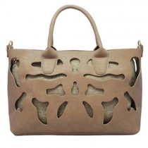 Fashion Hollow Out Handbag Shoulder Messenger Bag