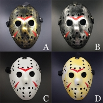 Funny Hollow Out Halloween Mask