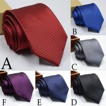 Fashion Striped Tie for Men