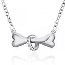 Creative Style Bone Pendant Necklace