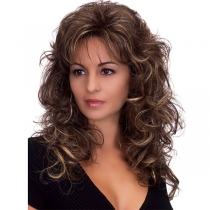 Fashion Curly Hair Wigs