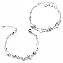 Fresh Style Star Beaded Bracelet