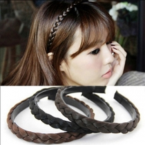 Chic Style Braid Shaped Headband
