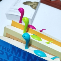 Creative Style 3D Loch Ness Monster Shaped Bookmark