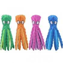 Cute Style Octopus Plush Pet Toy