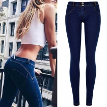 Sexy Low-waist Slim Fit Stretch Jeans