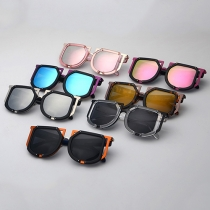 Fashion Full-frame Anti-UV Polarized Sunglasses
