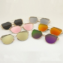 Fashion Full-frame Sunscreen Anti-UV Sunglasses