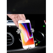 Cute Smartphone Car Air Vent Mount Holder Cradle