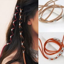 Hip-hot Style Beaded Hair Accessories