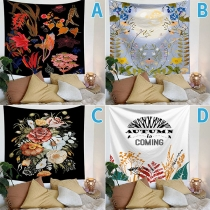 Bohemian Style Printed Beach Towel